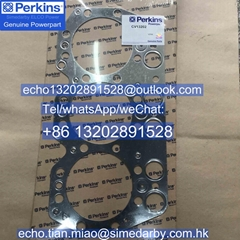 原裝正品Perkins珀金斯油底殼墊片帕金斯發動機配件3012TAG