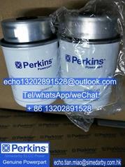 原装perkins珀金斯滤芯机滤柴滤空滤4324909 4759205 s551/4 26561117 2654403