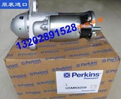 U5MK8259/U5MK8260/U5MK8261 Perkins Starter Motor for 403/404/400 series, Perkins
