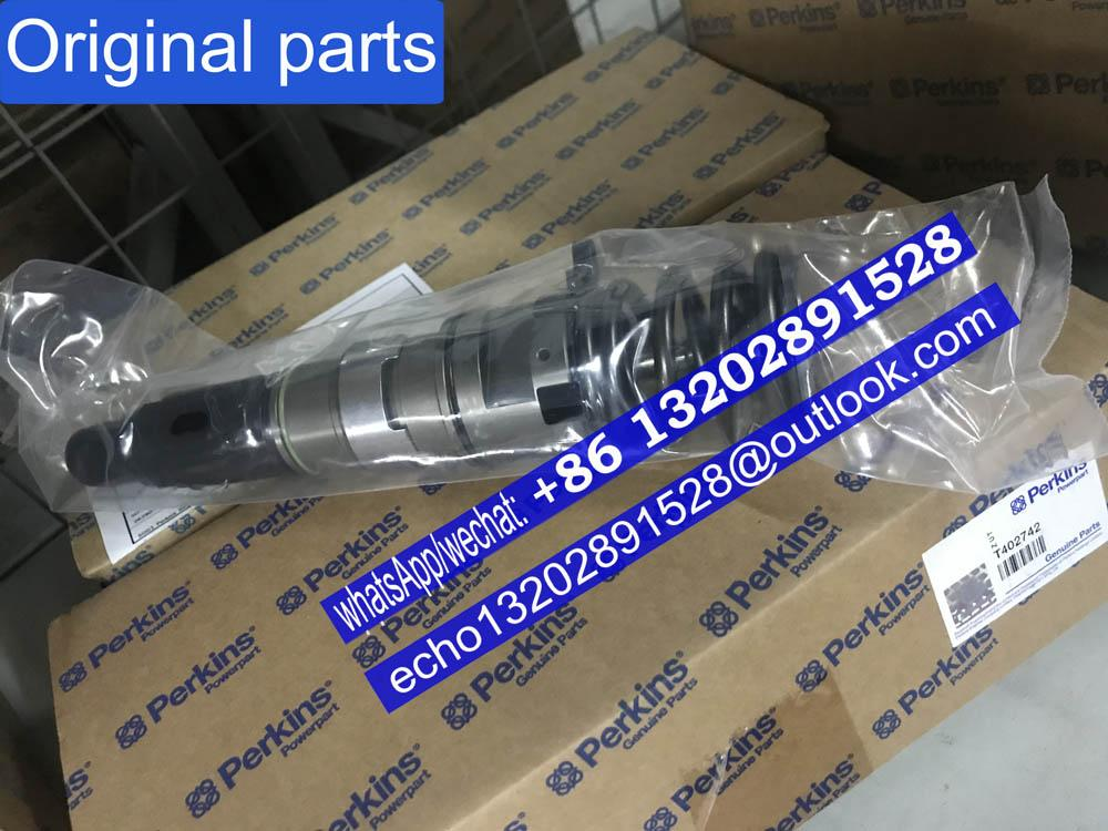 T402743 T402742 858/34 858/35 Perkins Injector for 4006 4008 4012 4016 engine