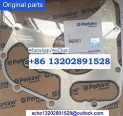 3682A011原裝正品帕金斯Perkins珀金斯1106水泵墊片卡特C7.1 c6.6 c4.4