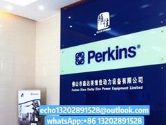 Perkins珀金斯4016TAW发动机中冷器16SE777B 16SE777C发电机组配件