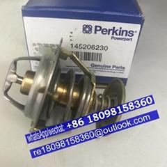Perkins帕金斯403 404發動機節溫器Ch11620/145206230威爾信發電機組配件CV20747