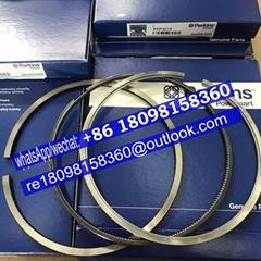 原裝正品Perkins珀金斯帕金斯3008TAG大修件配件活塞環krp3018
