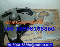 正品Perkins帕金斯珀金斯水泵U5MW0208/10000-45344/4113A113/奧林匹亞/威爾信配件