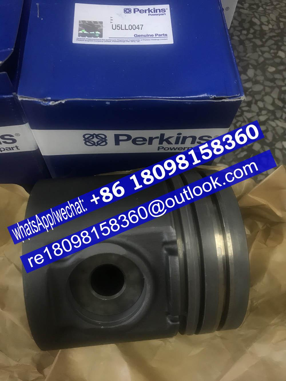 原厂Perkins珀铂金斯31004/1006TAG发动四配套活塞U5LF0047 U5LF0021