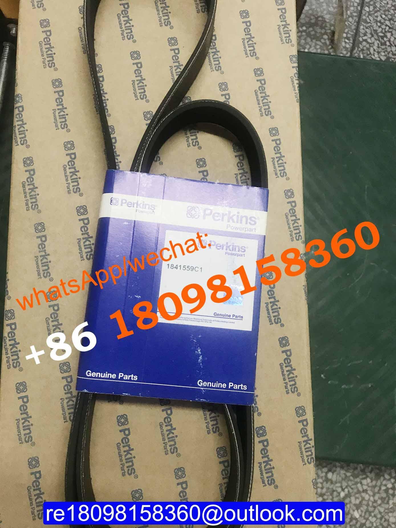 1833009C2 2513520C1 1841559C1 Perkins Belt for 1306E-87TAG  FG Wilson generator