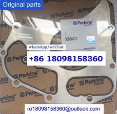 3682A011原装正品帕金斯Perkins珀金斯1106水泵垫片卡特C7.1 c6.6 c4.4