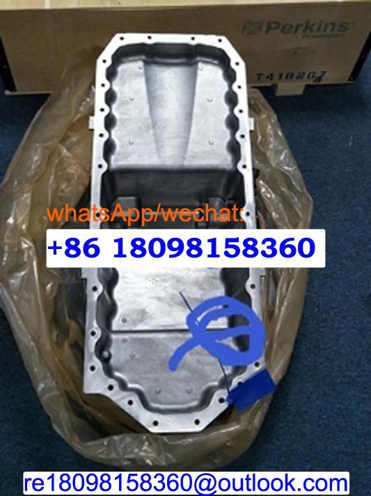 原装正品perkins帕金斯珀金斯1100发动机油底壳卡特C4.4 C6.6 C7.1 453-6156 4536156 1