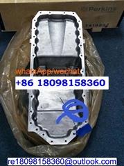 原装正品perkins帕金斯珀金斯1100发动机油底壳卡特C4.4 C6.6 C7.1 453-6156 4536156