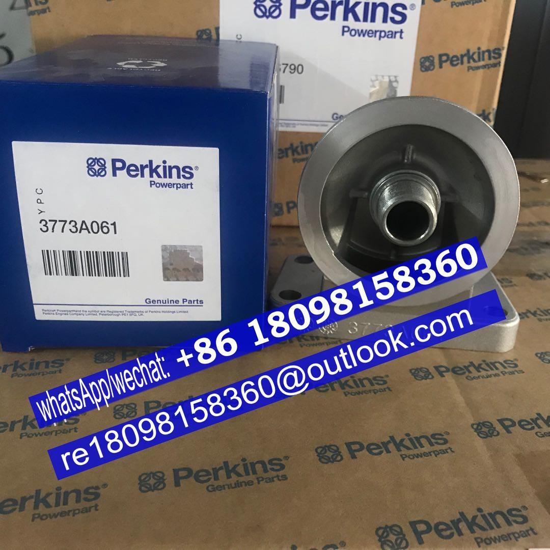 原厂Perkins珀帕金斯发动机2806TAG机滤座CH11579 威尔信发电机组配件 1