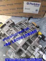 2641A405 2641A312原装正品珀金斯1106 1104发动机高压油泵 CAT卡特C6.6 C4