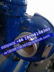 SE652CE Perkins Turbocharger for 4008TAG/genuine Perkins spare parts SE652CN