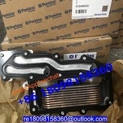 原装正品Perkins帕金斯珀金斯发动机1100机油冷却器4134W025卡特CAT C4.4 C6.6 C7.1