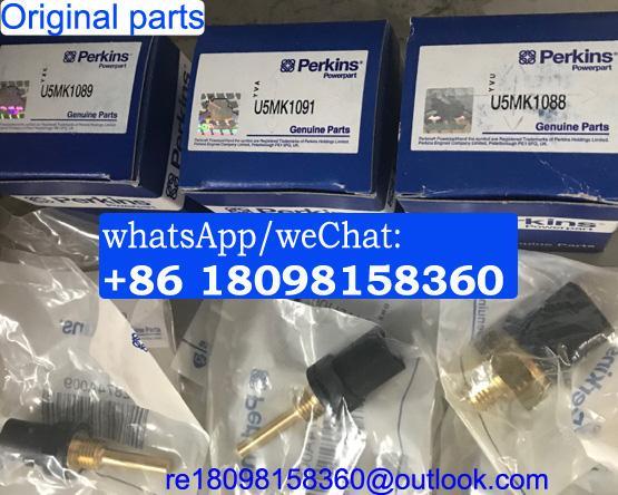 Perkins(珀金斯)发动机配件水温传感器U5MK1091 U5MK1088 U5MK1089卡特CAT  1