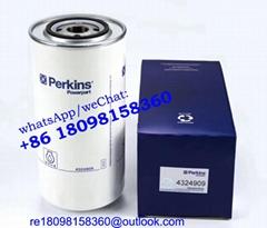 原装perkins珀金斯滤芯4324909 4759205 26561117 2654403 SE111B