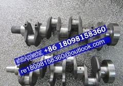 ZZ90237 ZZ90239 ZZ90238 珀金斯perkins帕金斯配件1104卡特C4.4 3054曲轴