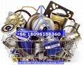 8SE663H 12SE663W Perkins Gasket/seal/joint kit for 4008/4016 series