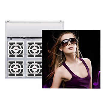 IP67 All Weather Resistant Outdoor P6~10 LED Display Panels for Advertising 1