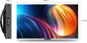 Fine Pitch Slim Fullcolor Indoor P0.9~1.8 LED Display Panels 3