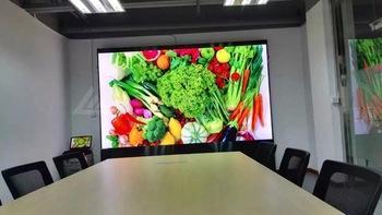 Fine Pitch Slim Fullcolor Indoor P0.9~1.8 LED Display Panels 5