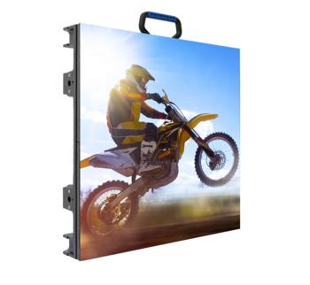Fullcolor Stage Rental 500*500mm P4.8~6.2 LED Display Panels for Advertising 1