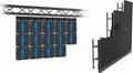 Fullcolor Stage Rental 500*500mm P4.8~6.2 LED Display Panels for Advertising 4