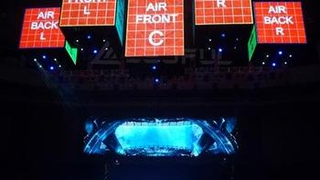 Front Service High Refresh Indoor Rental 500*1000 P2.6~4.8 LED Display Wall 5