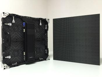 Easy Installation Front Service Rental Background LED Display Screens For Events 1