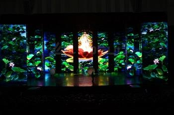 Rental Background Stage Outdoor Indoor LED Display Screens for Shows 5