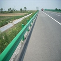 世腾厂家直销乡村公路护栏 喷塑