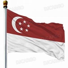 中国海运到新加坡散货拼箱