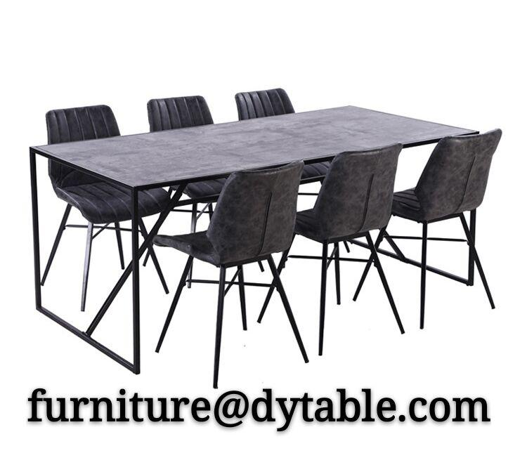 modern design hot sale cheap fashion table dining table