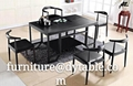 Restaurant home dining table and chair