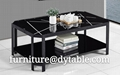 Dining table rectangular classic