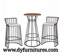 Bar stools modern appearance and