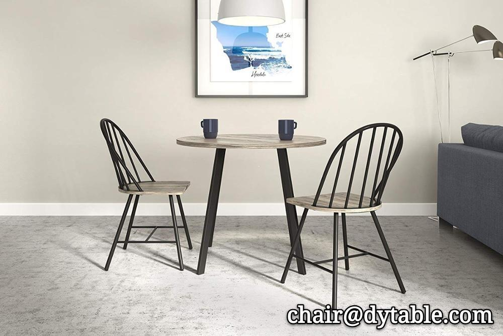 NEW DESIGN POWDER COATING DINING TABLE FOR DINING ROOM 1