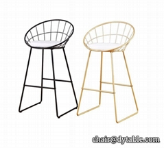 1 Free Sample  Wholesale Eighth Wire Chair