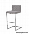 Chinese homemade Chair office furniture living room salon metal bar stool chair