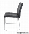 Chinese homemade chinese restaurant chair dining room metal dining chair