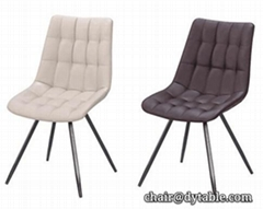 modern dining chair leather dining chair italian mid centur