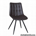 modern dining chair leather dining chair italian mid centur