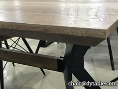 oak stainless steel parts new model designs coffee table
