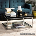 coffee tables and end tables drink side table dark stainless steel coffee table