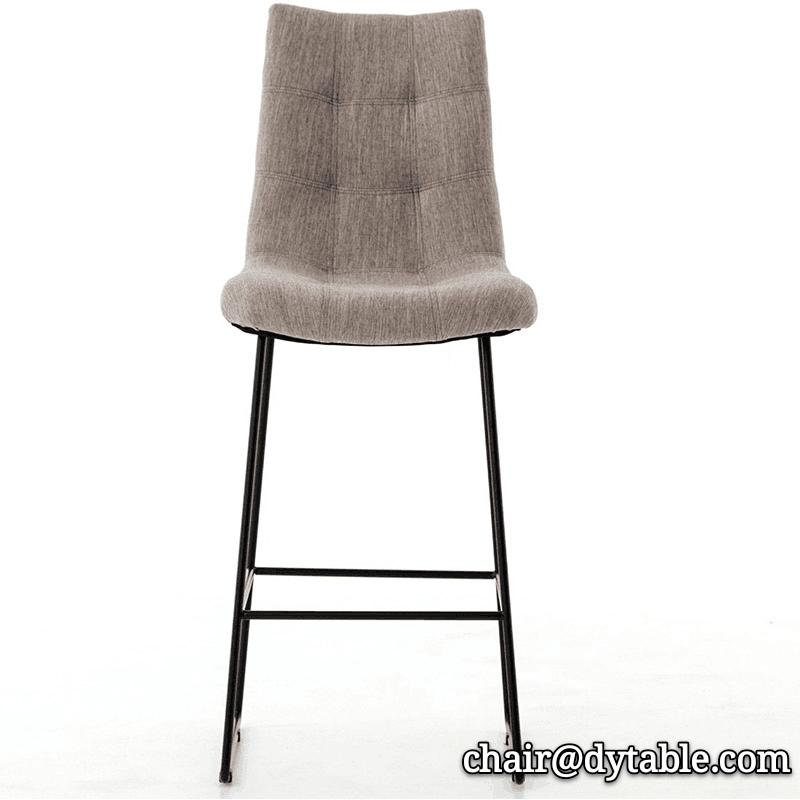 inch fabric bar stools stainless steel chair