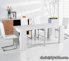 Popular  dining table room furniture
