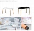 Simple Design Wooden Dining Room Set