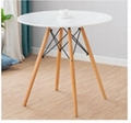 Modern High Quality round dining table made in china