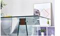 living room home furniture morden glass dining tables designs