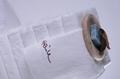 Eliya 70x140 Customized White Bath Towel Sets Egyptian Cotton For Hotel 2